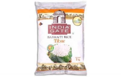 India Gate Basmati Rice Tibar 1kg