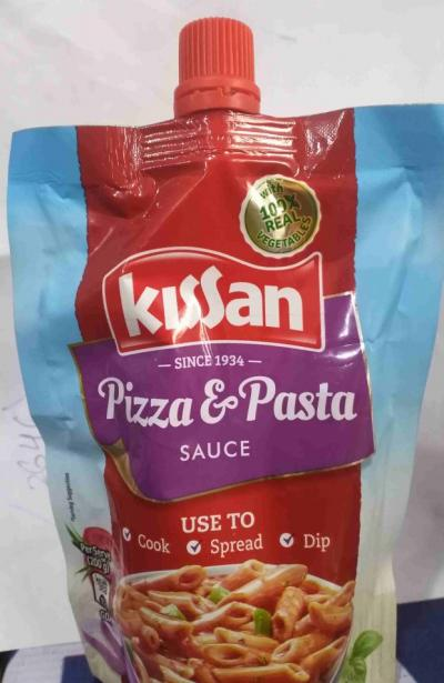 kissan sauce pizza&pasta 200gm