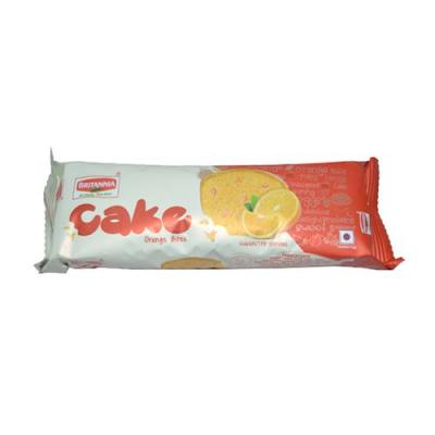 Britannia Cake - Orange Bites, 45 gm