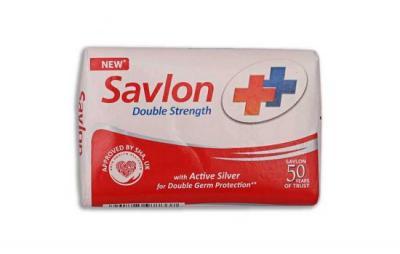 Savlon Double Strength Soap 75g+25g free