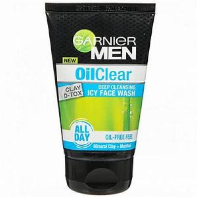 Garnier Men Oil Clear Face Wash 50g