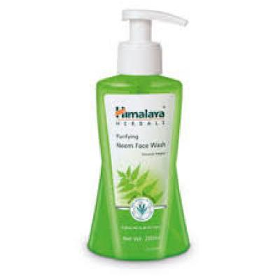 Himalaya Herbals Purifying Neem Face Wash 200 Ml