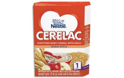 Nestle Cerelac Stage 1 Wheat Apple 300g