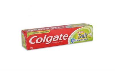 Colgate Active Salt Lemon Healthy White Toothpaste 200g
