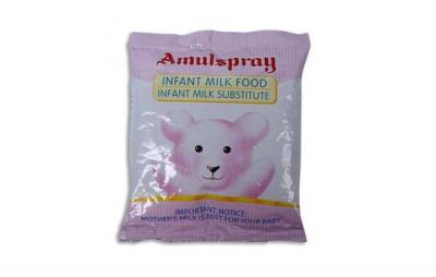 Amulspray Infant Milk Food Infant Milk Substitute Refill 200g