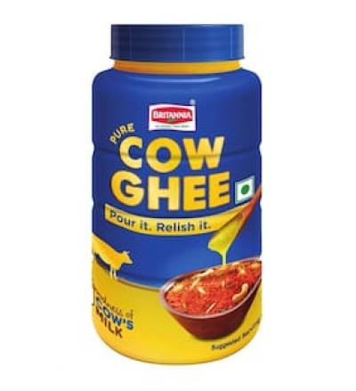 Britannia Cow Ghee Pet Jar 500 ml