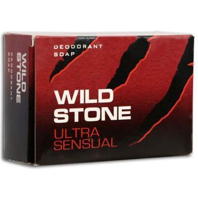 Wild Stone Ultra Sensual Deodorant Soap 75g
