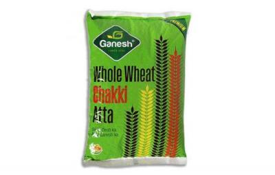 Ganesh Whole Wheat Chakki Atta 1kg