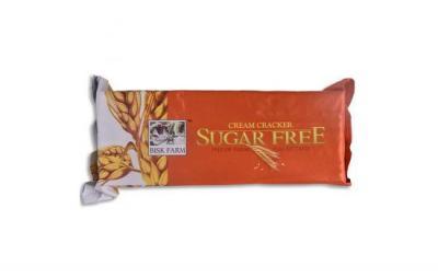 Bisk Farm Cream Cracker Sugar free 250g