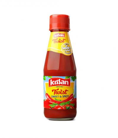 Kissan Twist Sweet & Spicy Sauce (200 g)