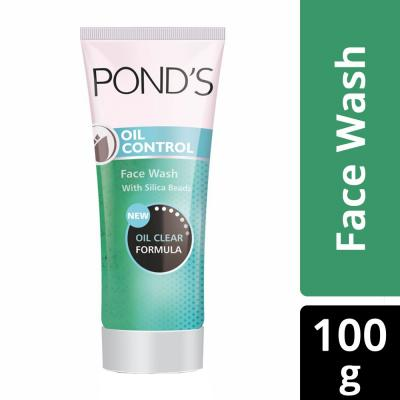 Ponds Oil Contrl Fw 100G