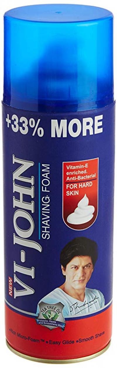 Vi_John Shaving Foam 400gm