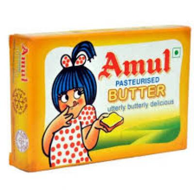 Amul Pasteurised Butter 100 Gm