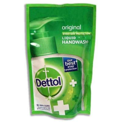 Dettol Original Liquid Hand Wash Refill 2×185ml
