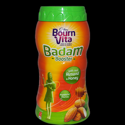 BOURNVITA BADAM BOOSTER 400gm ...