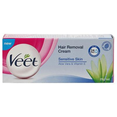 Veet Hair Removal Cream Sensitive Skin 25g