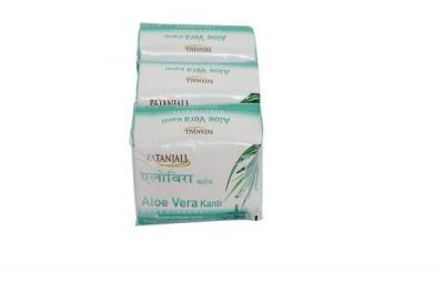 Patanjali Aloevera Kanti Body Cleanser 150g Pack of 3