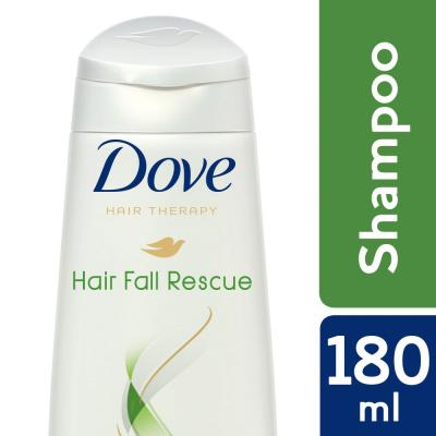 Dove Hair Fall Rescue Shampoo 180ml