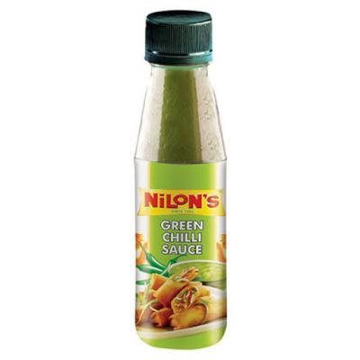 Nilons Original Green Chilli Sauce 200g Btl