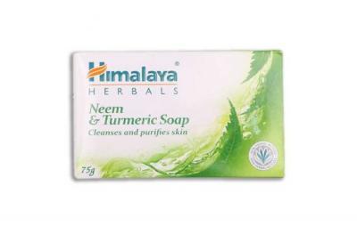 Himalaya Herbals Neem and Turmeric Soap 70g
