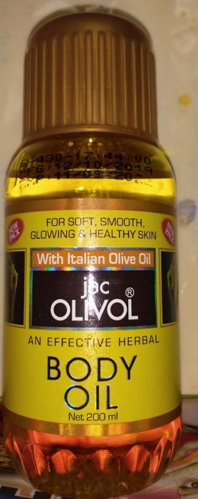 Jac olivol body oil 200 ml