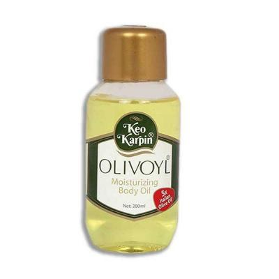 Keo Karpin Olivoyl Moisturizing Body Oil 200ml