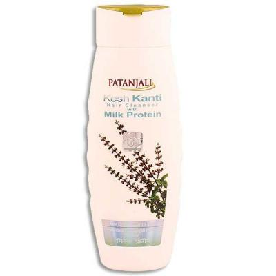 Patanjali Kesh Kanti Hair Cleanser With Milk Protein 200ml
