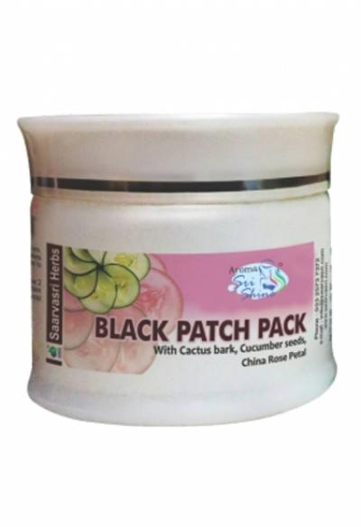 Black Patch Pack 70gm