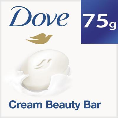 Dove Cream Beauty Bathing Bar 75g