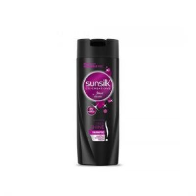 SUNSILK STUNNING BLACK SHINE SHAMPOO 80 ML