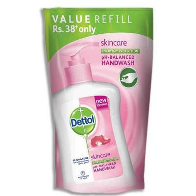 Dettol Skincare pH-Balanced Handwash Pouch 175ml