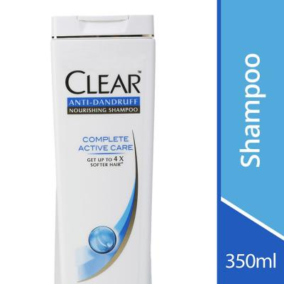 Clear Complete Active Care Anti-Dandruff Shampoo 375ml
