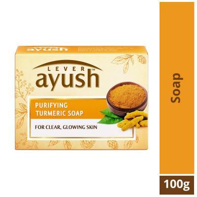 Ayush Purifying Turmeric Soap 100g