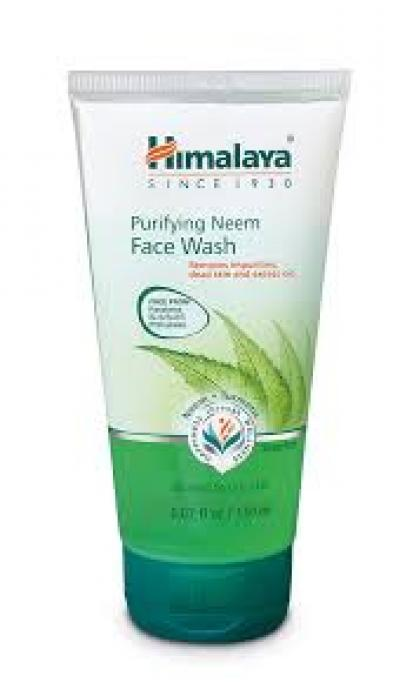 Himalaya Herbals Purifying Neem Face Wash 50 Ml