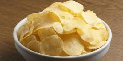 Potato chips packet 500gm