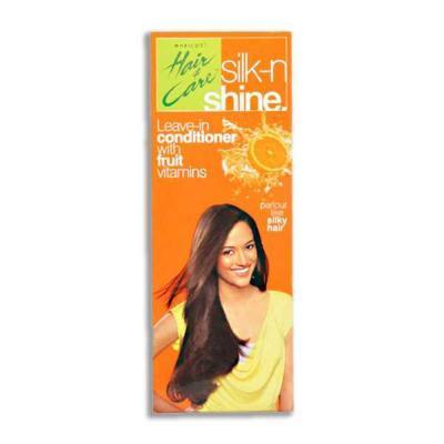 Hair & Care Silk N Shine Conditioner 100ml